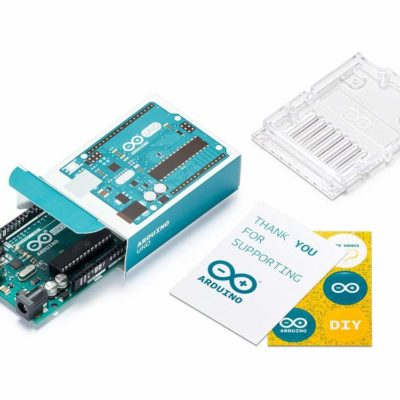 Arduino Uno Rev3 originale