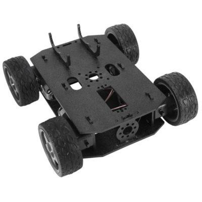 robot in plastica