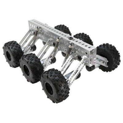 robot in alluminio