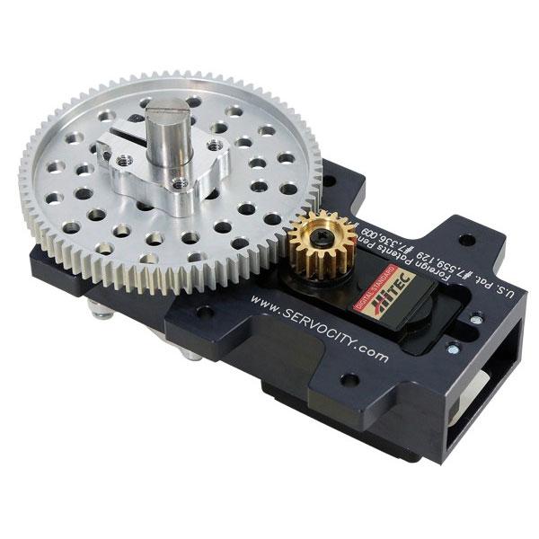 Chanlle gearbox