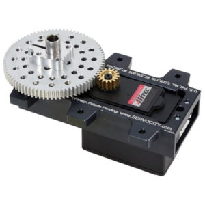 TM-700 servo Gearbox